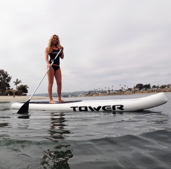 Tower Xplorer 14 Inflatable Paddle Board Review