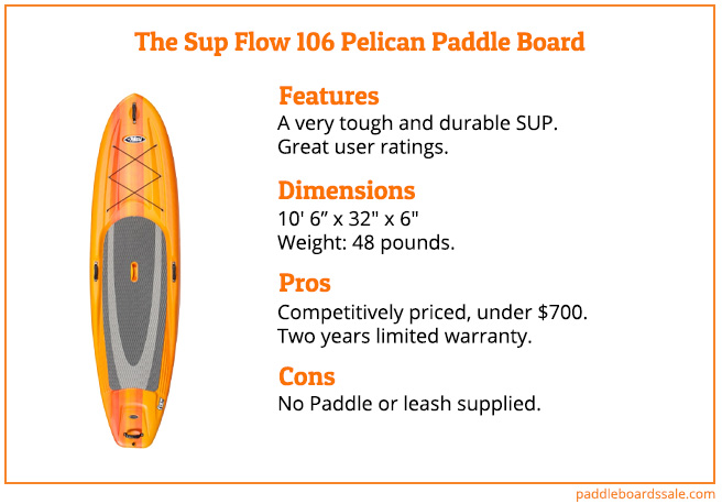 Sup-Flow-106-Pelican-Paddle-Board-stand-up-paddle-boards-saleSup-Flow-106-Pelican-Paddle-Board-stand-up-paddle-boards-sale
