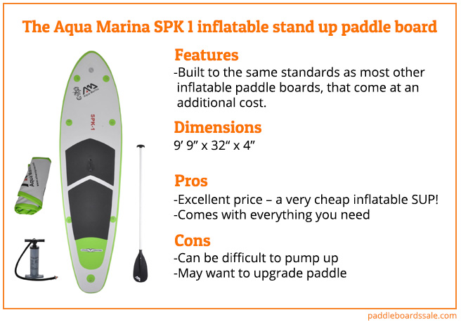 Sale Inflatable Sup