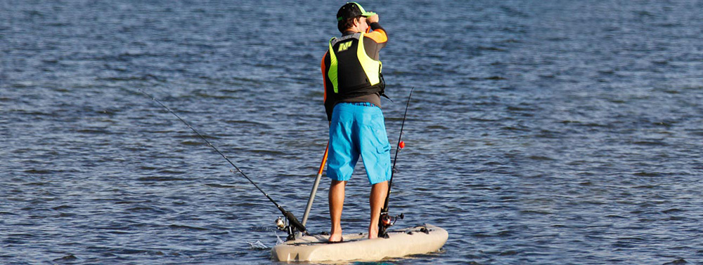 surf v2 wizard angler sup review