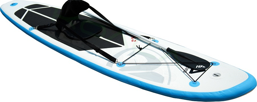 "The Aqua Marina SPK 2 Inflatable 10' 10"" SUP"