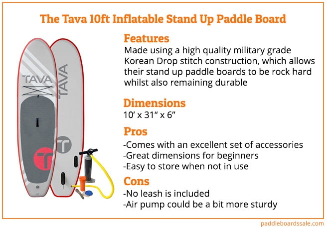 The-Tava-10ft-Inflatable-SUP-Review-features_paddle-boards-sale