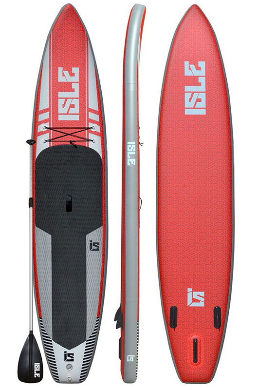 The Isle 12 ft 6 inch Inflatable Stand Up Paddle Board Review