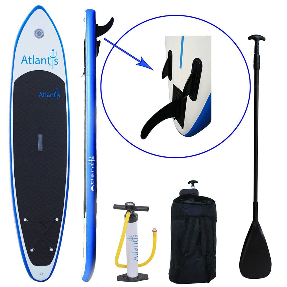Atlantis-Paddle-Boards-SUP-Inflatable-Paddle-Board-Review-accessories