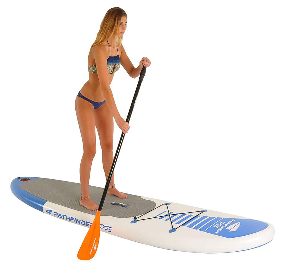 PathFinder Inflatable SUP Stand Up Paddleboard