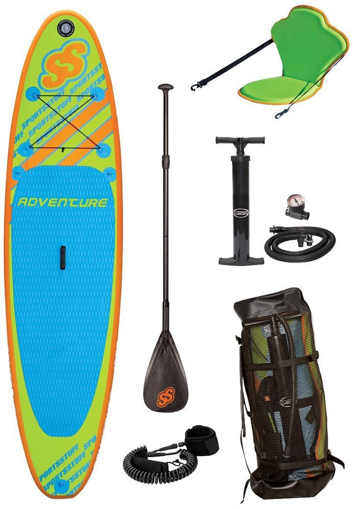 Sportstuff 1030 Adventure Stand Up Paddleboard