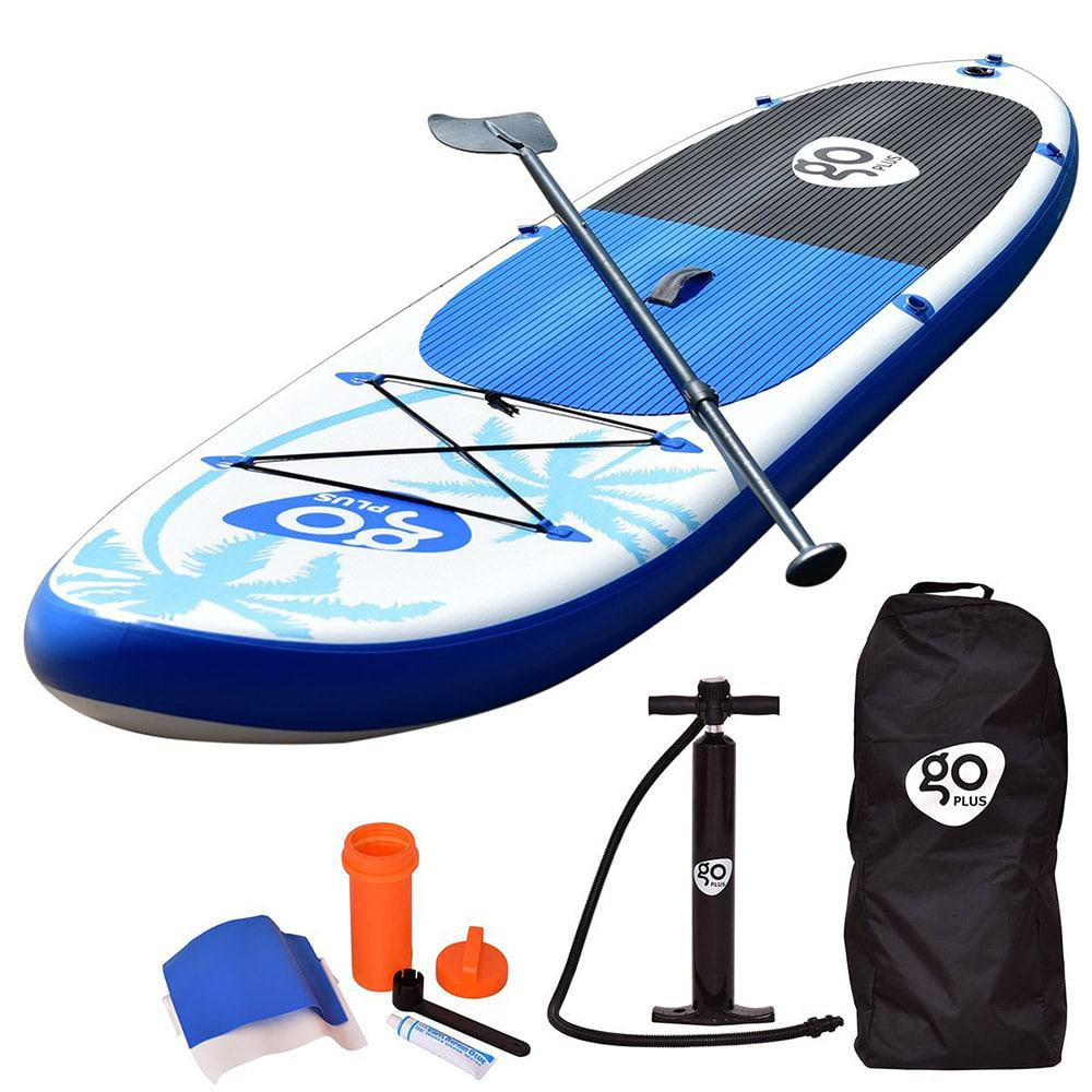 Goplus 11' Inflatable Stand Up Paddle Boarding Package