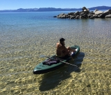 Atoll 11 Foot Inflatable Stand up Paddle Board Review