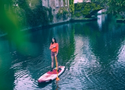 Best rash guards for a summer SUP