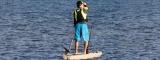 The Imagine Surf V2 Wizard Angler SUP