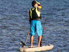 The Imagine Surf V2 Wizard Angler SUP