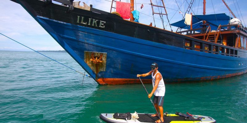 Isle 11 ft Explorer Inflatable Stand Up Paddle Board Review