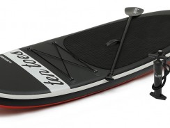 The Weekender Ten Toes Inflatable Standup Paddleboard Review