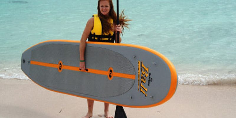 The Solstice Inflatable Stand Up Paddle Board review