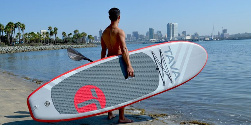 The Tava 10ft Inflatable SUP Review