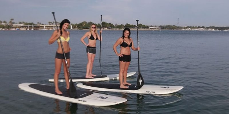 Tower Paddle Boards Adventurer 2 inflatable SUP review