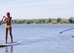 The Best Carbon Fiber SUP Paddle
