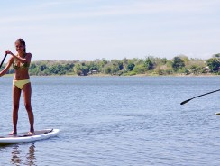 The Best Carbon Fiber SUP Paddle