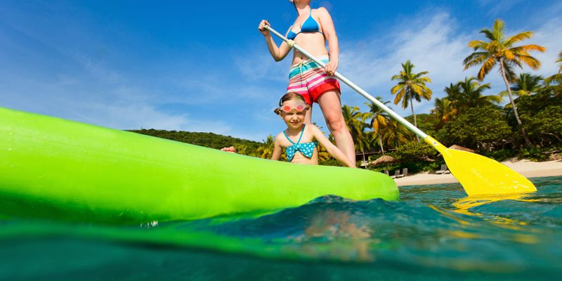 The Best Inflatable SUP List for 2017